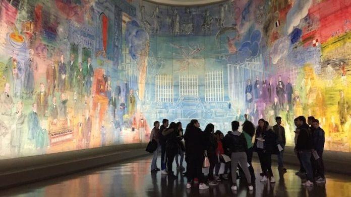 Museen für zeitgenössische Kunst in Paris und Kunstgalerien