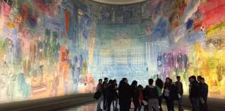 Modern Art Museum of Paris