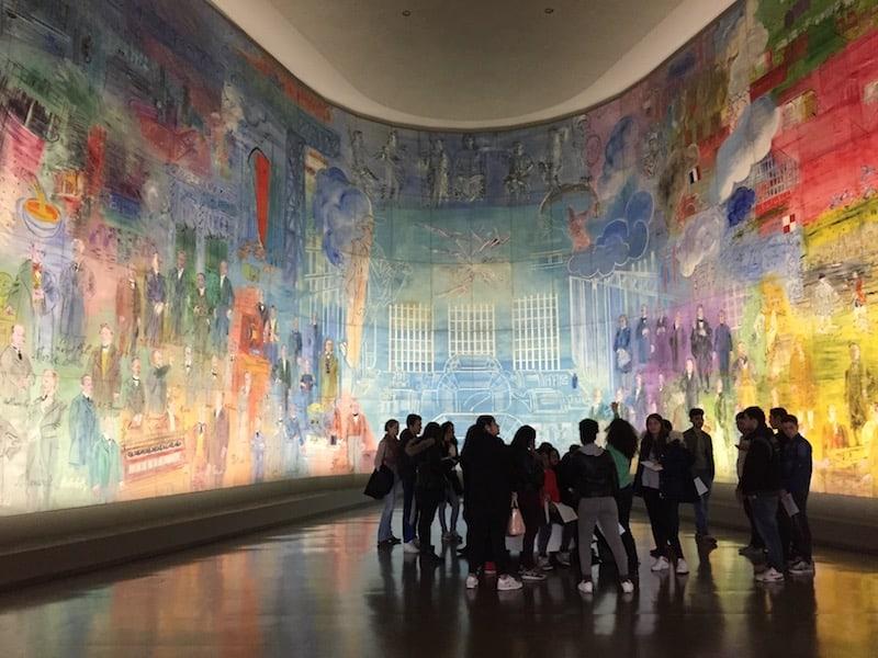 Museum für Moderne Kunst in Paris