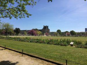 Tuilerien-Garten in Paris