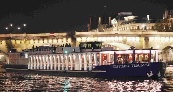 Dinner Cruise by Capitaine Fracasse