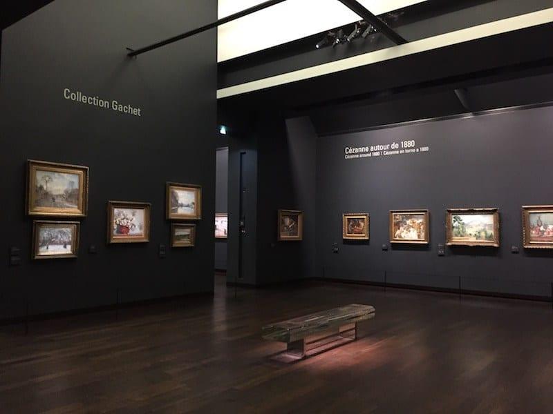 Die Gachet und Cézanne Sammlung