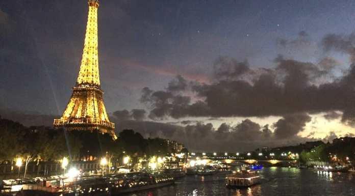 Cena-Crucero Bateau Mouche et Tour-Eiffel