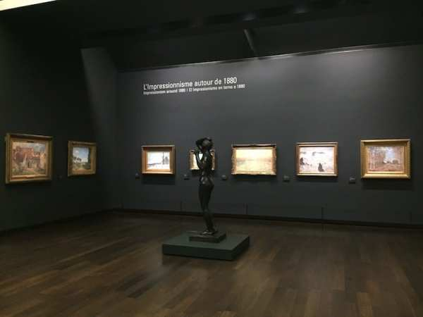 Werken van het Impressionisme in het Musée d'Orsay