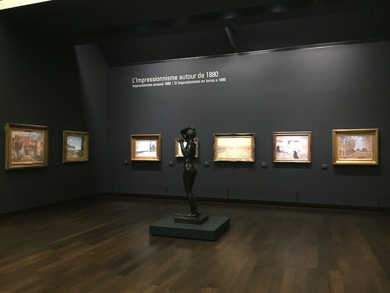 Impressionism at the Orsay Museum