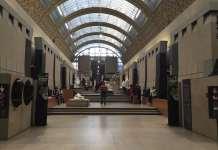 The Orsay Museum in Paris