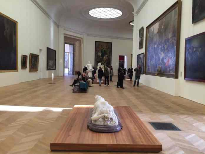 Petit Palais-Museo de Bellas Artes de París