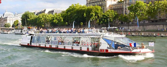 Paseo de Vedettes de Pont Neuf en París