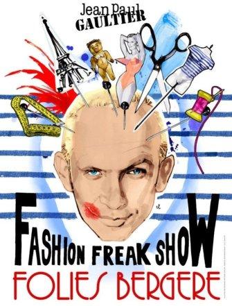 Fashion Freak Show - Gaultier Paris