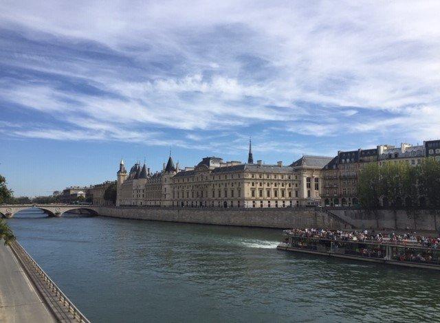 Conciergerie Monument Parijs