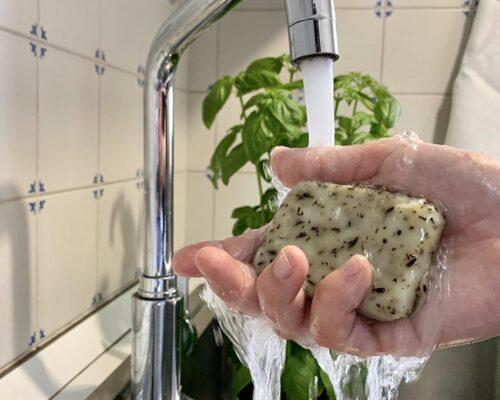 la saponificazione