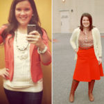 Honorary Blogiversary + Favorite Outfits of 2012