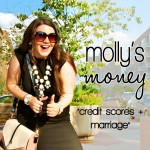 """Will combining finances after marriage affect my credit score?"" 
