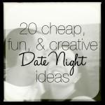 20 Cheap, Fun, and Creative Date Night Ideas | Molly's Money