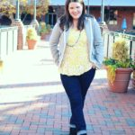 Fall Fashion | I'm in Love with a Top & Funday Monday Link-Up!