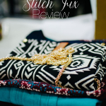 January Stitch Fix Review + Link Up