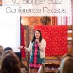 CLIC Conference & NC Blogger Buzz Recaps & Funday Monday Link-Up!