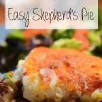 RECIPE | Easy Shepherd's Pie & Funday Monday Link-Up!