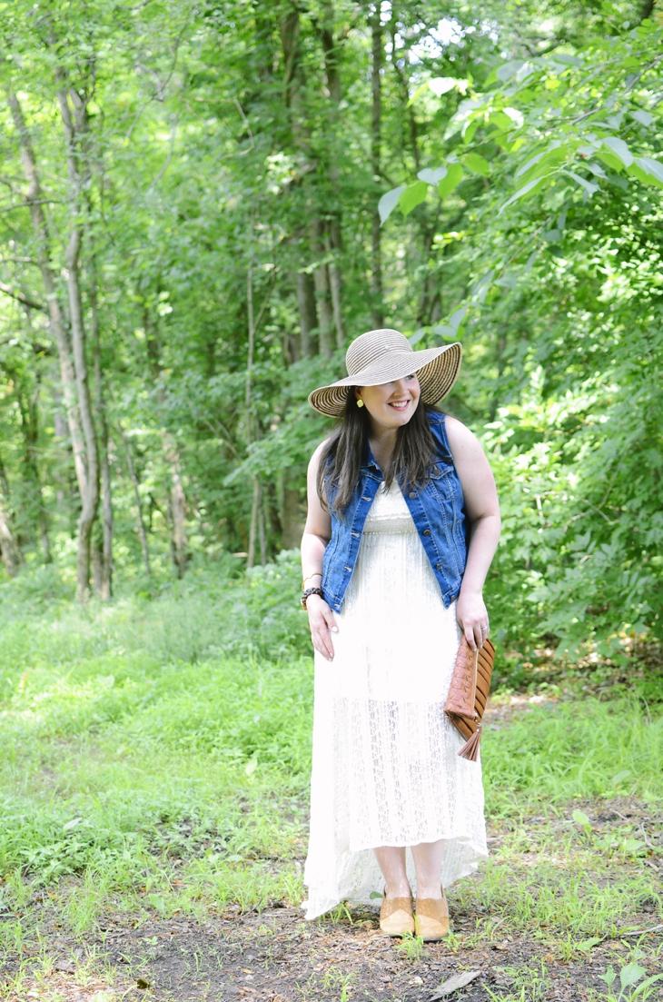 How to wear Goorin Sun Kissed Floppy Straw Hat