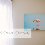 MyPix2 $100 Photo on Canvas Giveaway