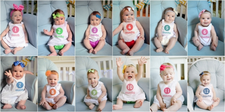 One (Lilly's 12 month update!) (2)
