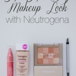 BEAUTY | An All Day Makeup Look with Neutrogena