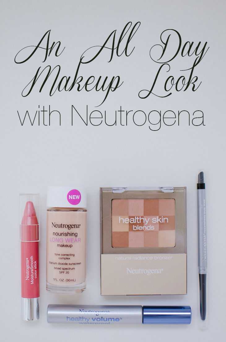 BEAUTY | An All Day Makeup Look with Neutrogena (14)