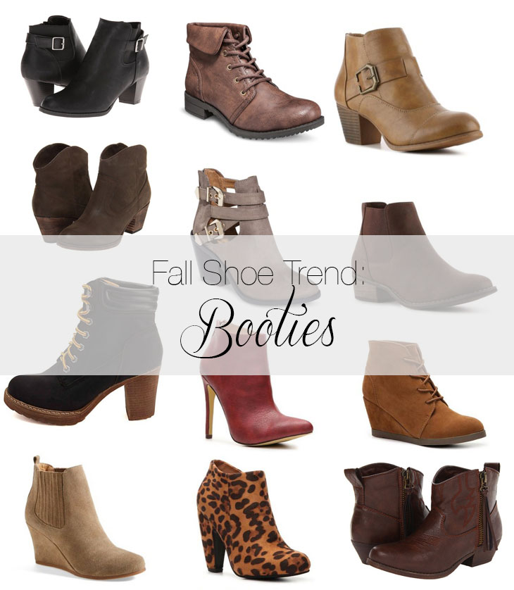 Fall Shoe Trend: Booties (1)