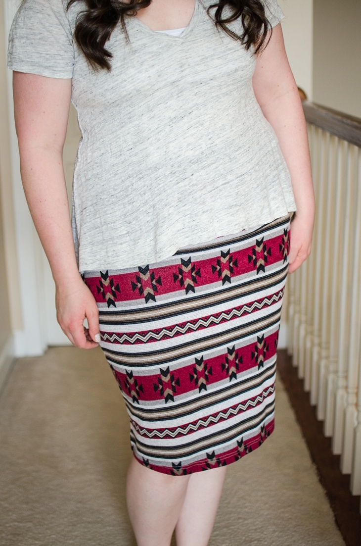"Stitch Fix - Papermoon ""Kye Skirt"""