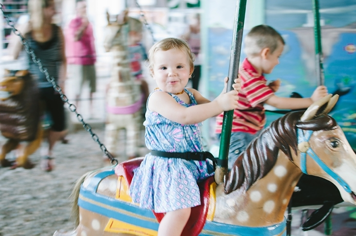 Lilly on the Merry-Go-Round #personal (7)