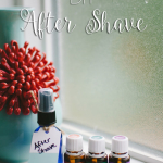 For the Guys | DIY After Shave with Essential Oils