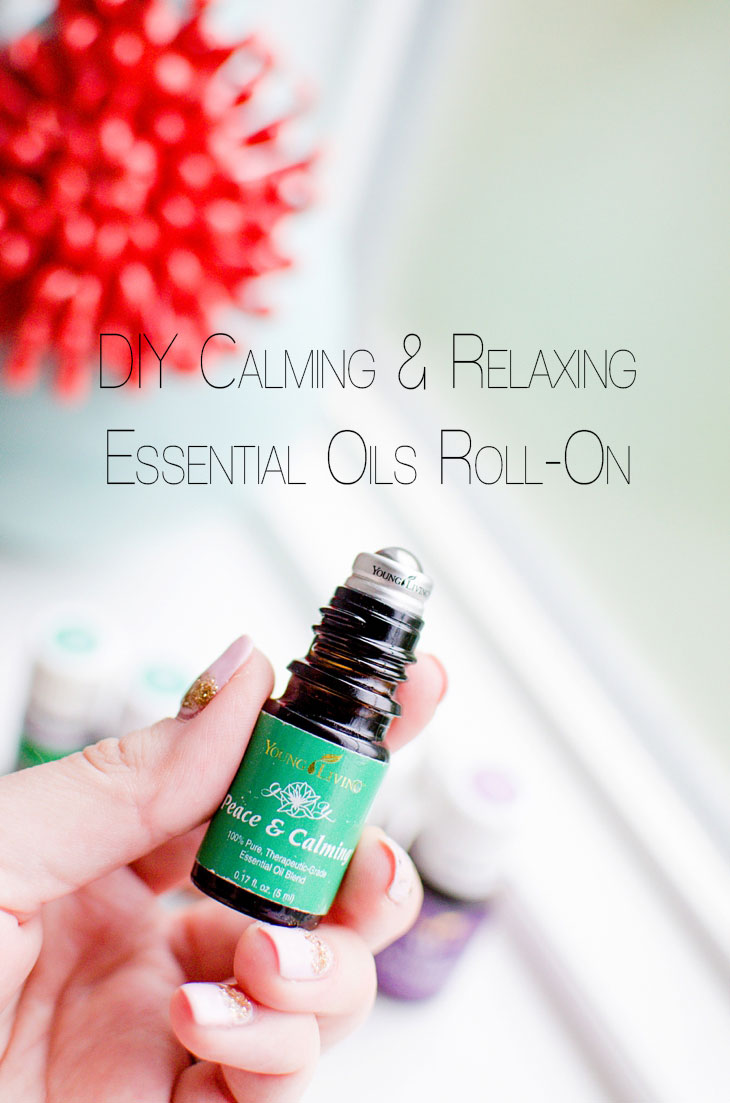 DIY Calming & Relaxing Essential Oils Roll-On (3)