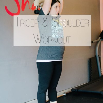 Fitness Friday | At-Home Tricep & Shoulder Workout