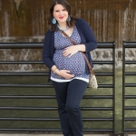 Casual Maternity Style & a Goody Giveaway (28 winners!!)