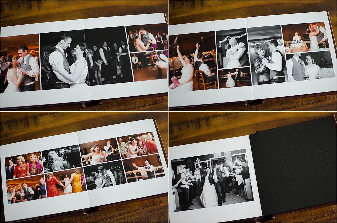 Leather Craftsman Wedding Album 8x8 Review (12)