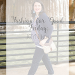 Fashion for Good Friday: JOYN India