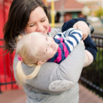 """Mommy, you're my best friend."" 