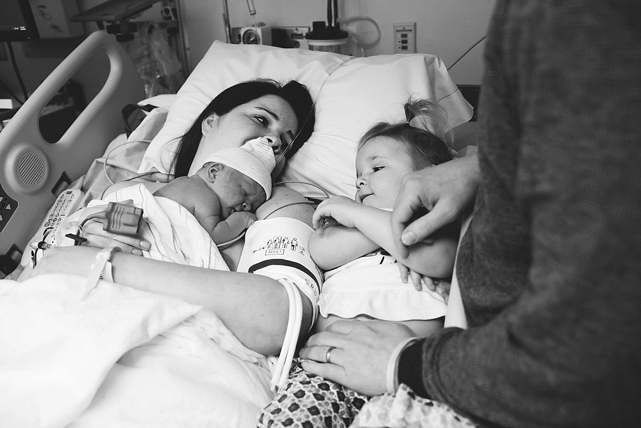 Family Centered Cesarean C-Section Birth Story | (C) 2015 Rebecca Keller Photography (20)