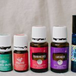 Three Essential Oil Blends For A New Baby Still Being Molly