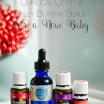 DIY Umbilical Cord Care Serum for a Newborn Baby
