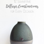 12 Summertime Diffuser Combos for Every Occasion