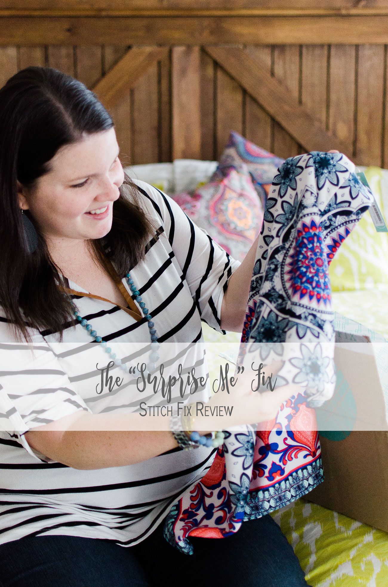 """The """"Surprise Me"""" Fix Where I Nearly Kept it All 