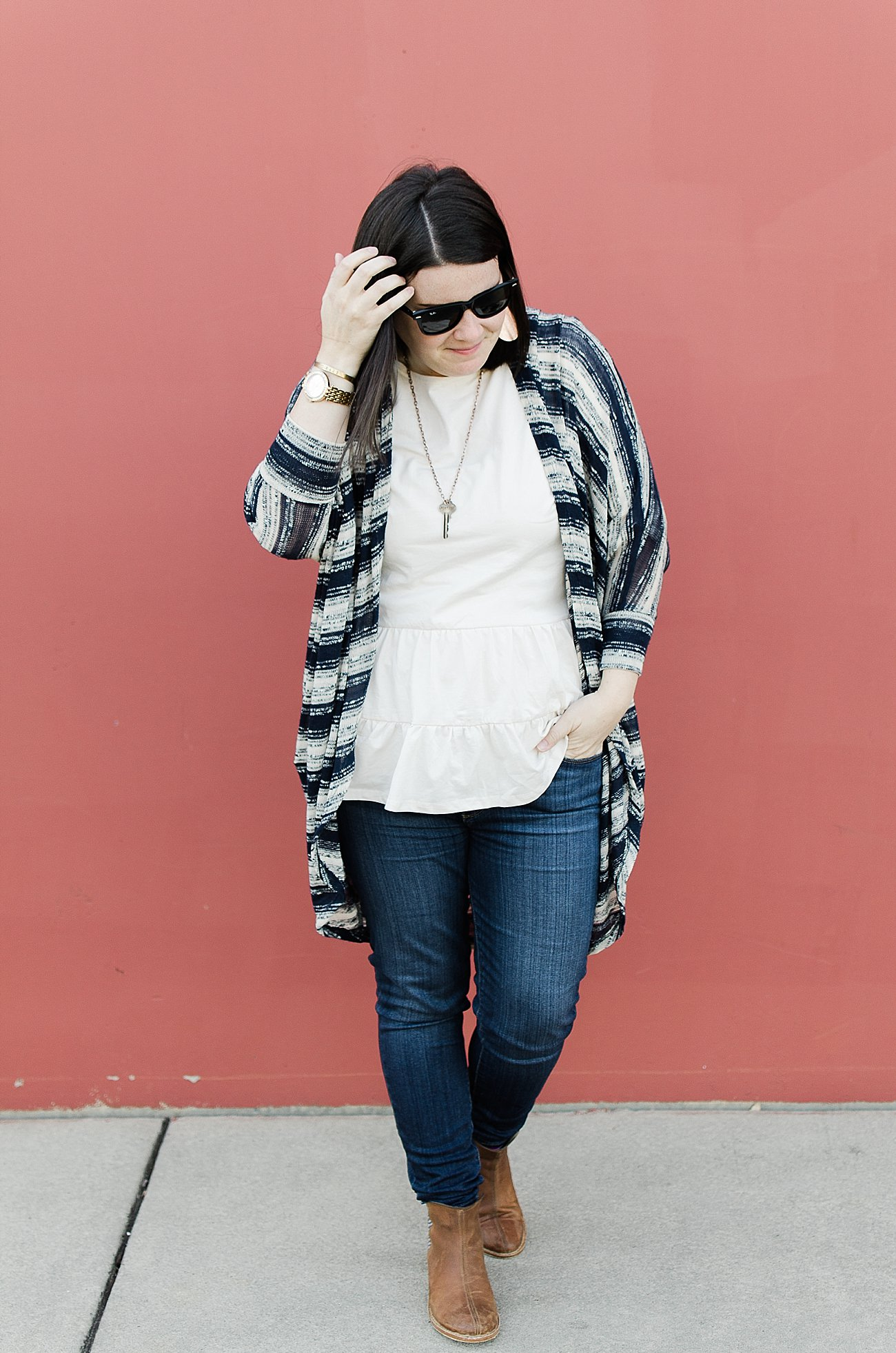 The Giving Keys, The Flourish Market, Elegantees, Paige Denim, The Root Collective booties | Ethical Fashion, fall style (8)