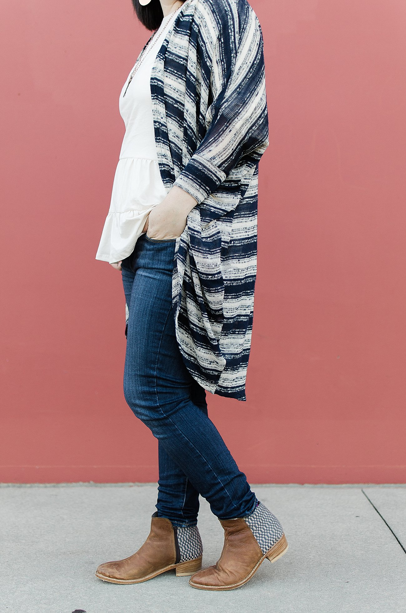 The Giving Keys, The Flourish Market, Elegantees, Paige Denim, The Root Collective booties | Ethical Fashion, fall style (3)