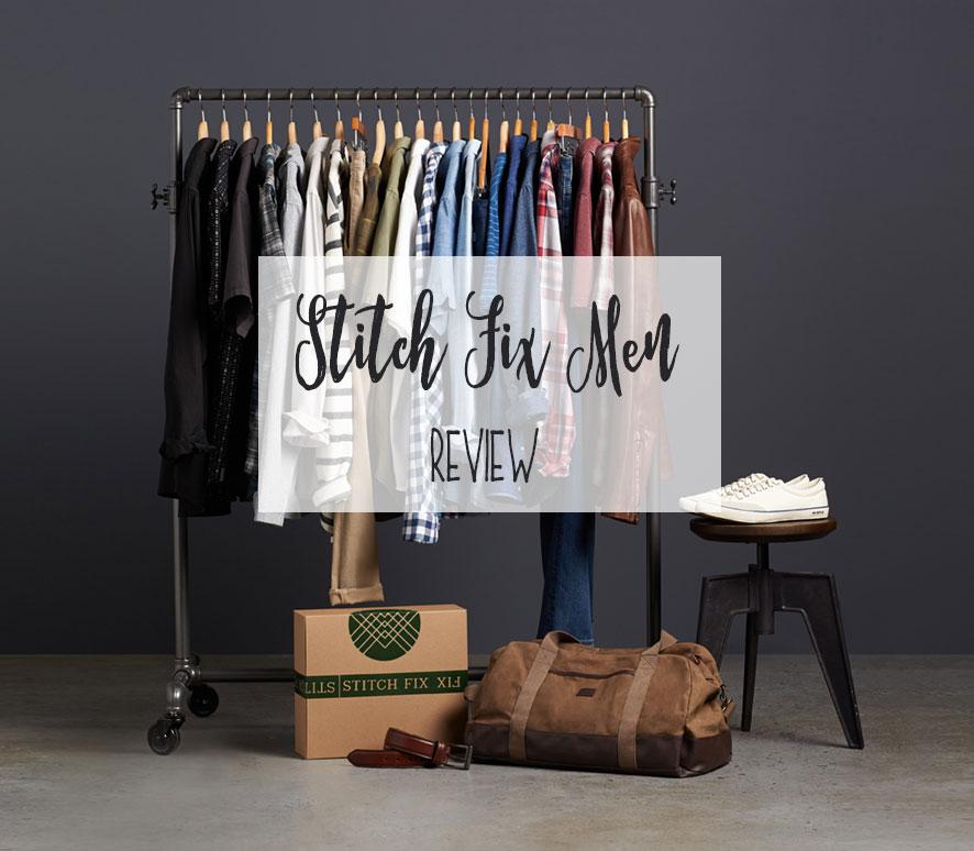 Stitch Fix Men Review