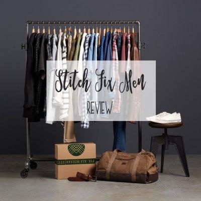 John's Second Stitch Fix for Men Review & Stitch Fix Giveaway