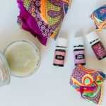 DIY Moisturizing Gentle Lip & Hand Scrub with Essential Oils