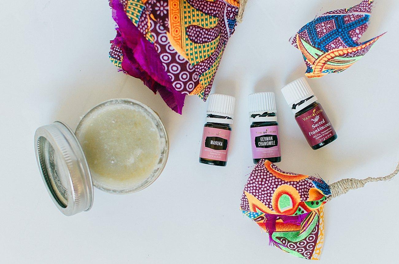 DIY Moisturizing Gentle Lip & Hand Scrub with Essential Oils (1)
