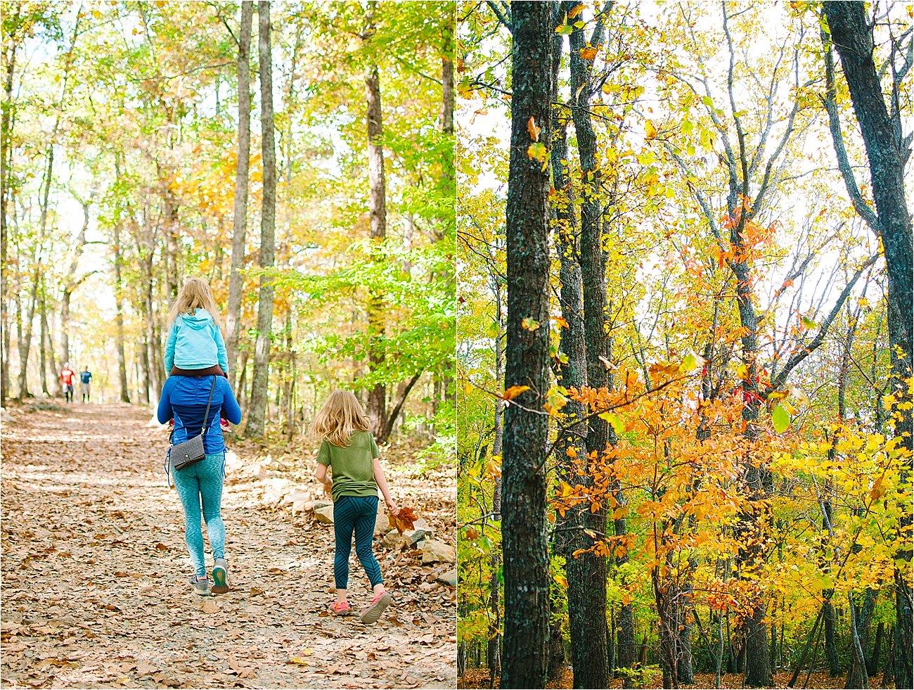 GoHikeNC Occoneechee Mountain Hillsborough Easy, Moderate, Difficult Family Hike (11)