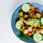 Simple Southwest Salad with Chipotle Chicken Sausage | RECIPE